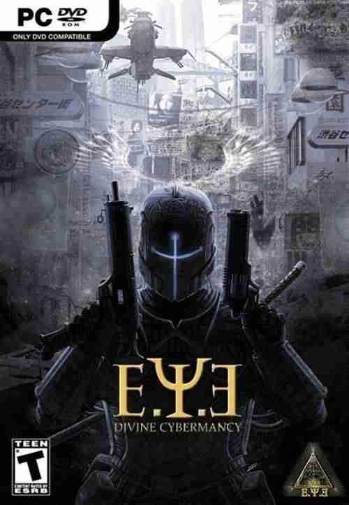 Descargar E.Y.E Divine Cybermancy [English][TiNYiSO] por Torrent